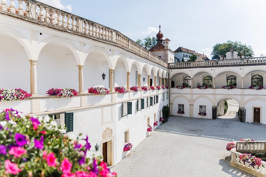 Hochzeit Schloss Herberstein
