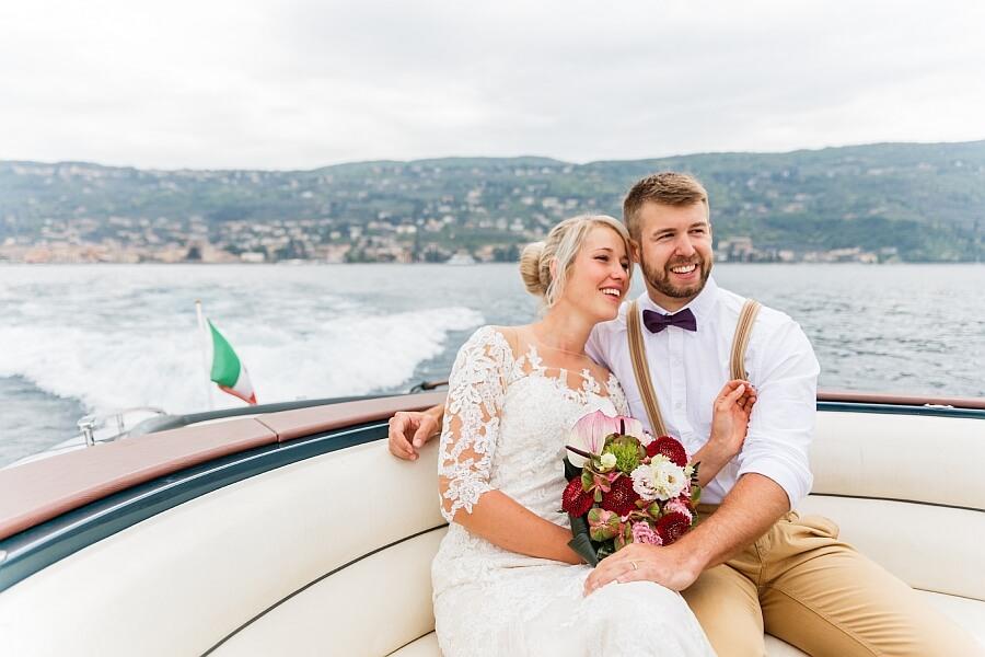 Hochzeitsshooting Gardasee